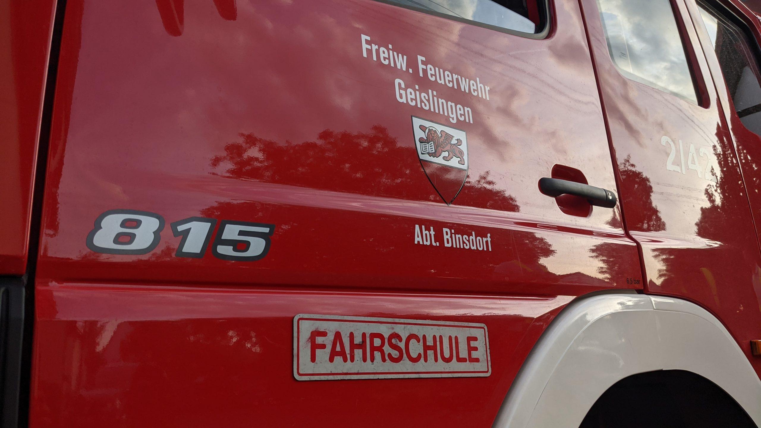 Feuerwehrführerschein